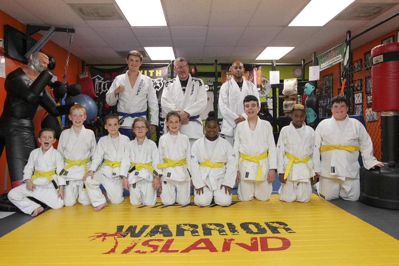 Shaddock Yellow Belts 01
