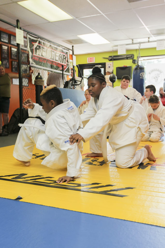 Shaddock Yellow Belts 03