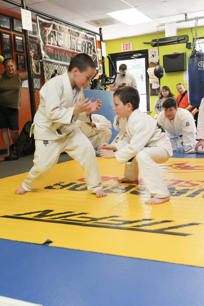 Shaddock Yellow Belts 04
