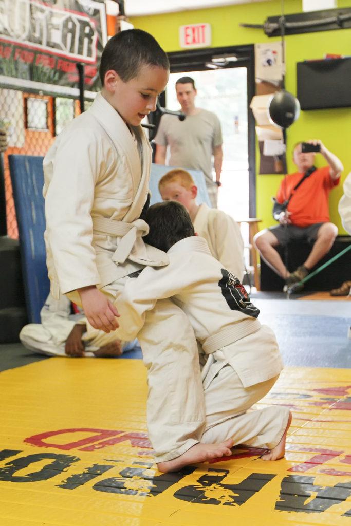 Shaddock Yellow Belts 06