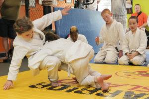 Shaddock Yellow Belts 07