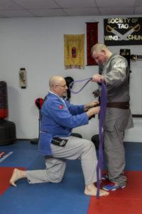 Shaddock Belt Test 60