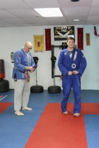 Shaddock Belt Test 66